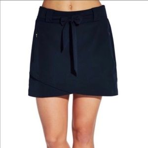 Calia navy blue skirt sz sm